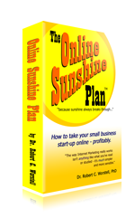 For Internet Marketing, try the Online Sunshine Plan!