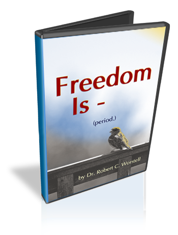 Get your copy of this Freedom Is DVD today!