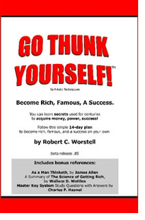 Go Thunk Yourself! the classic bestseller self help guide
